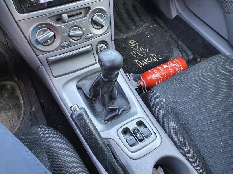 voiture galerie